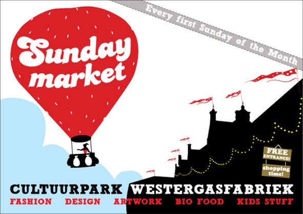 Flyer april Sunday Market